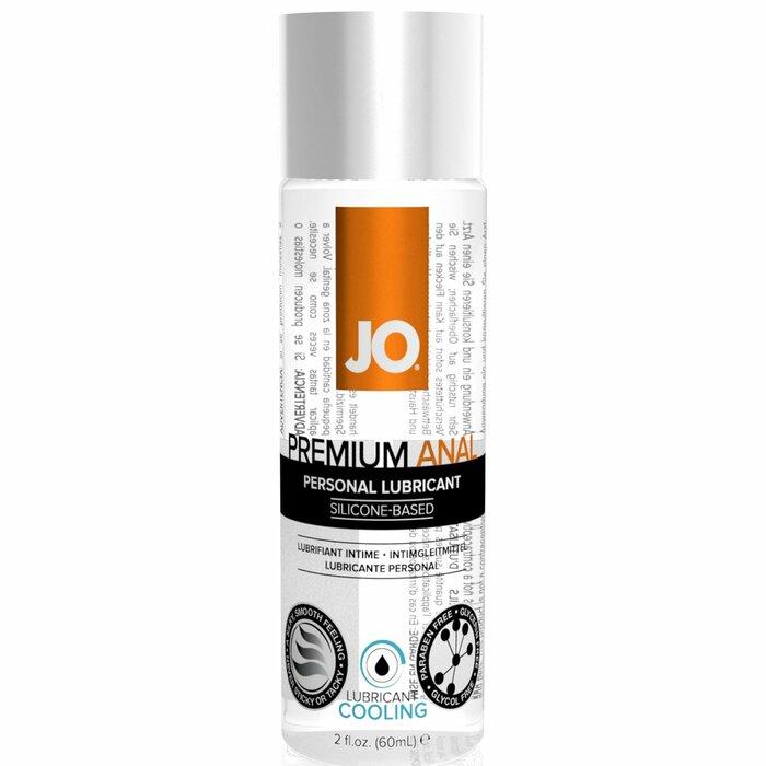JO Premium Anal Cooling (60 / 120 ml) 60 ml