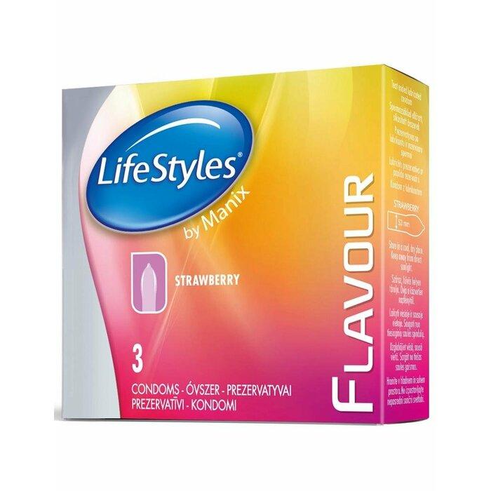 LifeStyles Flavour (3 gab.) 3 gab.