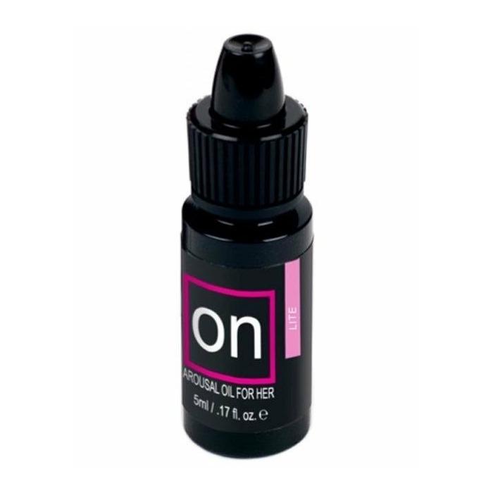 Sensuva ON Lite eļļa jutības veicināšanai sievietēm (5 ml) 5 ml
