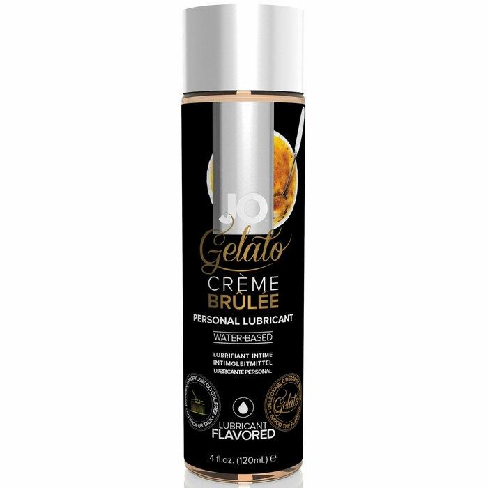 JO Gelato (120 ml) Crème Brûlée