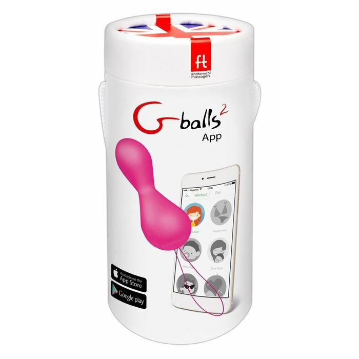Gballs2 App Petal Rose