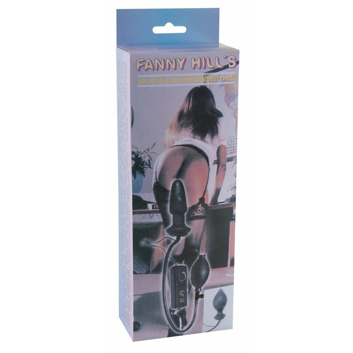 Fanny Hill´s Butt Plug black