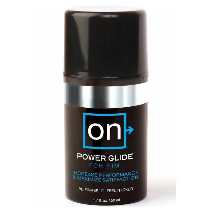 Sensuva ON Power stimulējošs gels vīriešiem (6 / 50 ml) 6 ml