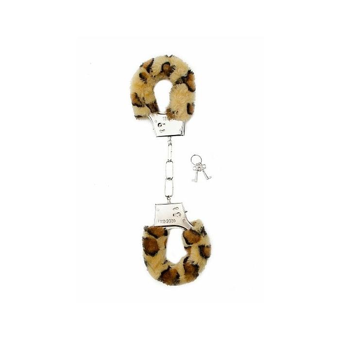 Furry Handcuffs - Cheetah