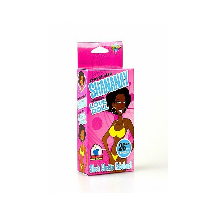 Travel Size Shananay Love Doll