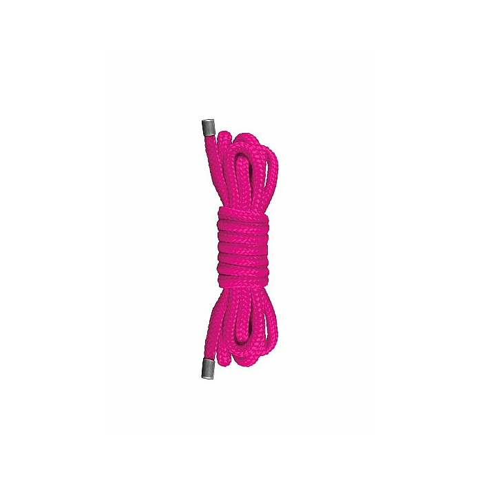 Japanese Mini Rope - 1,5m - Pink