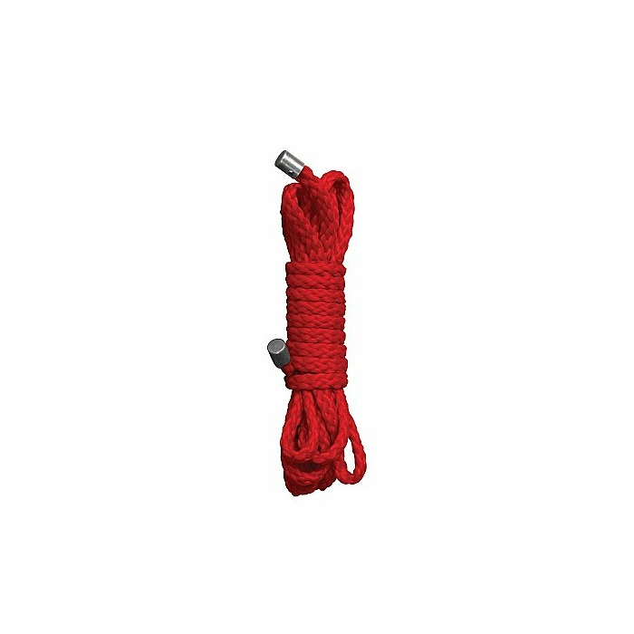 Kinbaku Mini Rope - 1,5m - Red