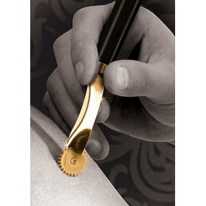 Wartenberg Wheel - Gold