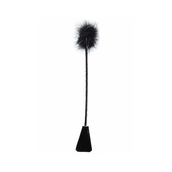 Feather Crop - Black