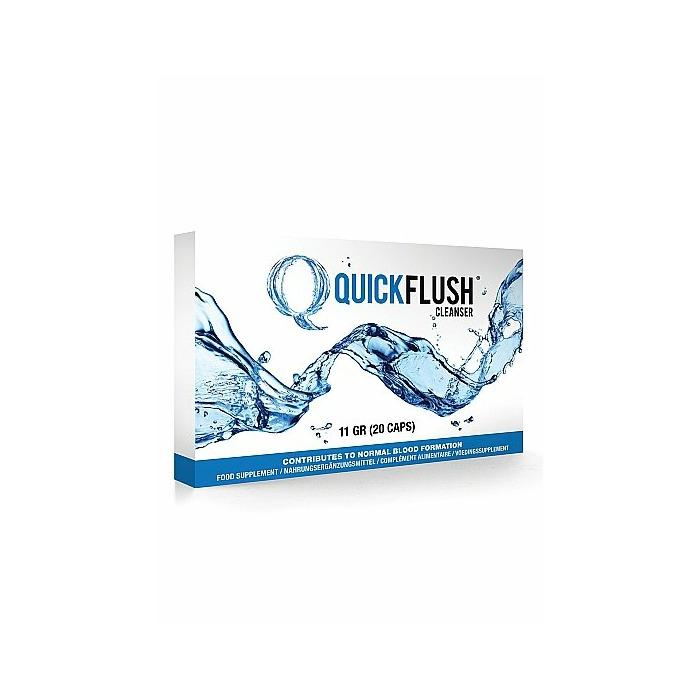 Quick Flush - 20 capsules