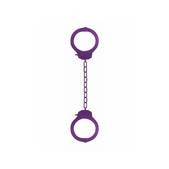 Pleasure Legcuffs - Purple
