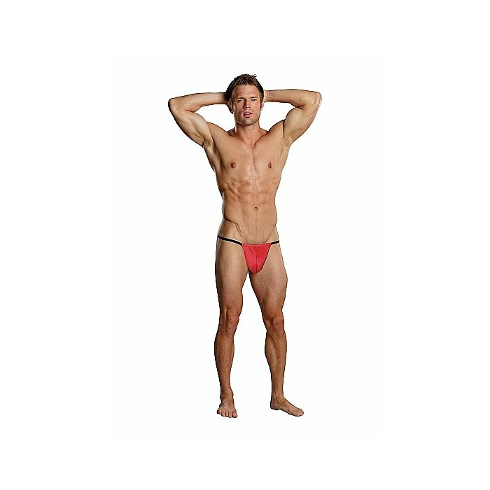 Posing Strap - Red - One Size