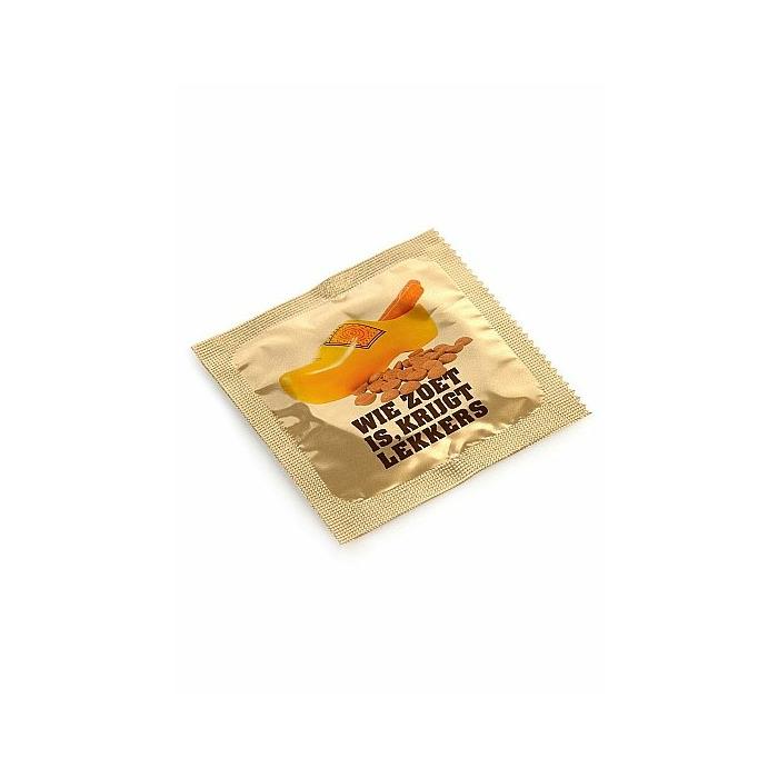 Funny Condoom - Wie Zoet is krijgt Lekkers