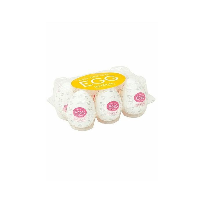 Egg - Stepper - 6 Pack