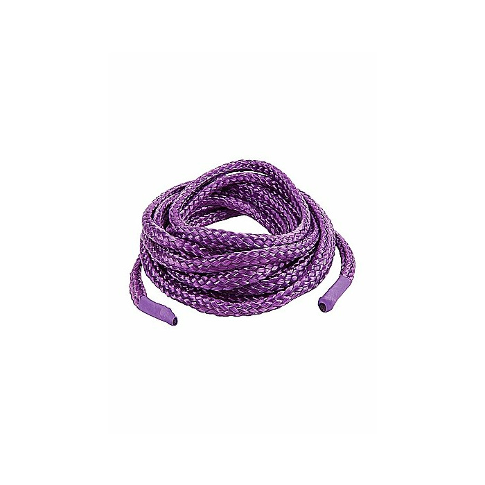 Japanese Silk Love Rope 3 meter - Purple