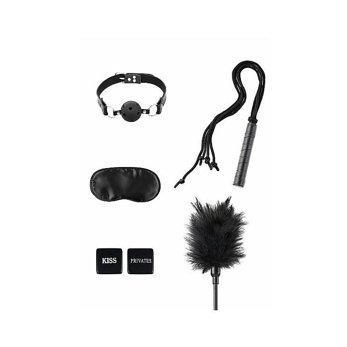 Tease-N-Please Kit - Black