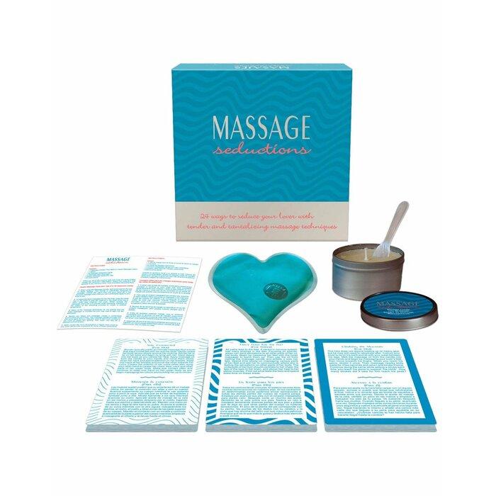 Kheper Games Massage Seductions Angļu valodā