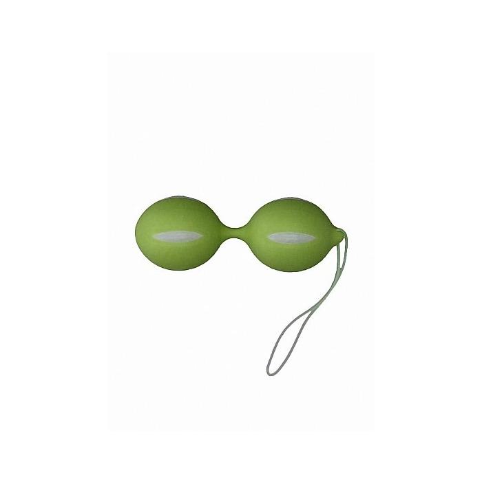 Geisha balls - Green
