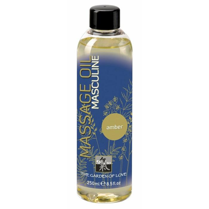 Shiatsu Massage Oil Ambr 250ml