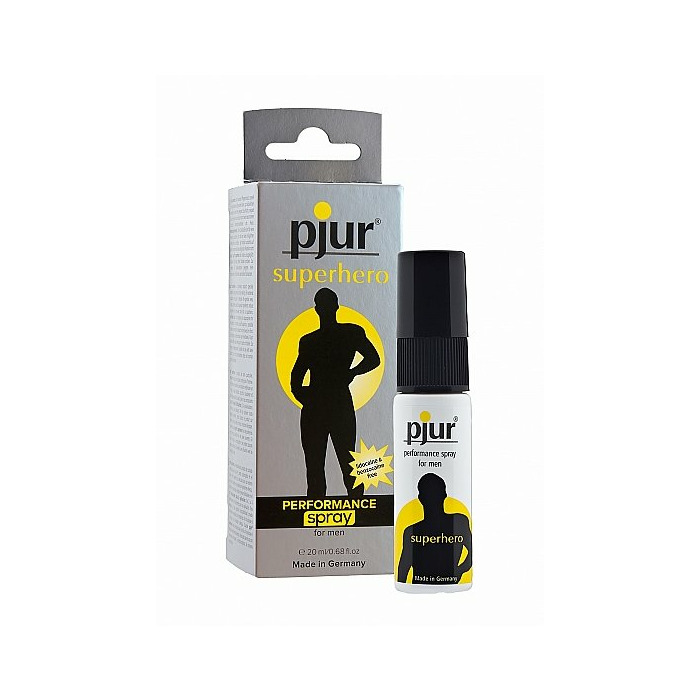 Pjur Superhero - Spray - 20 ml