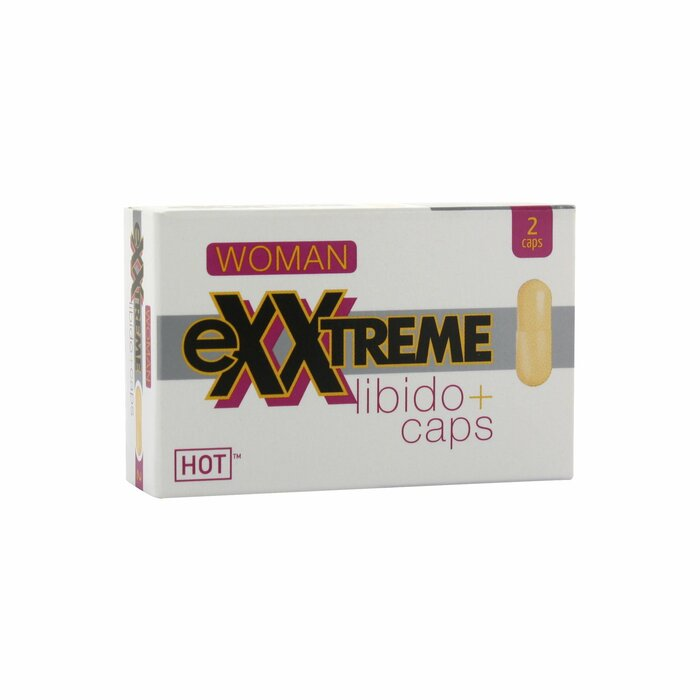Ex Libido Caps Woman 1 X 2 Stk Natural