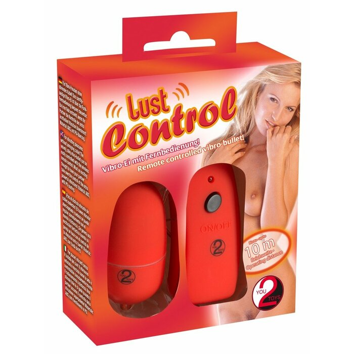 Lust Control Red