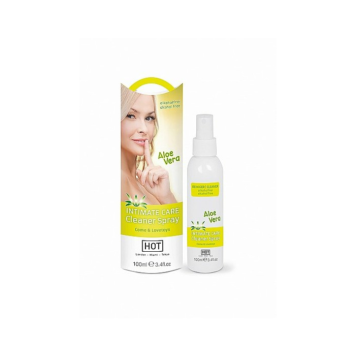 HOT INTIMATE CARE Cleaner Spray - 100 ml