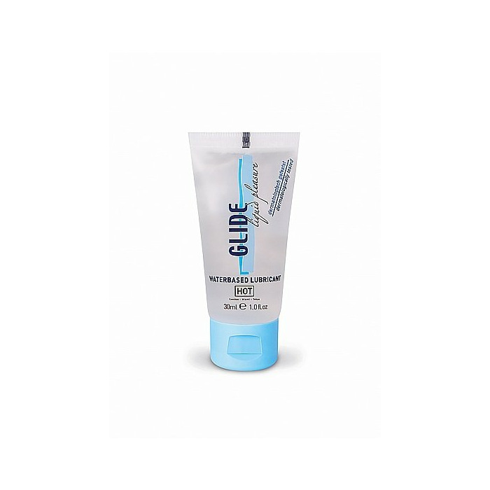 HOT Glide Liquid Pleasure - waterbased lubricant - 30 ml
