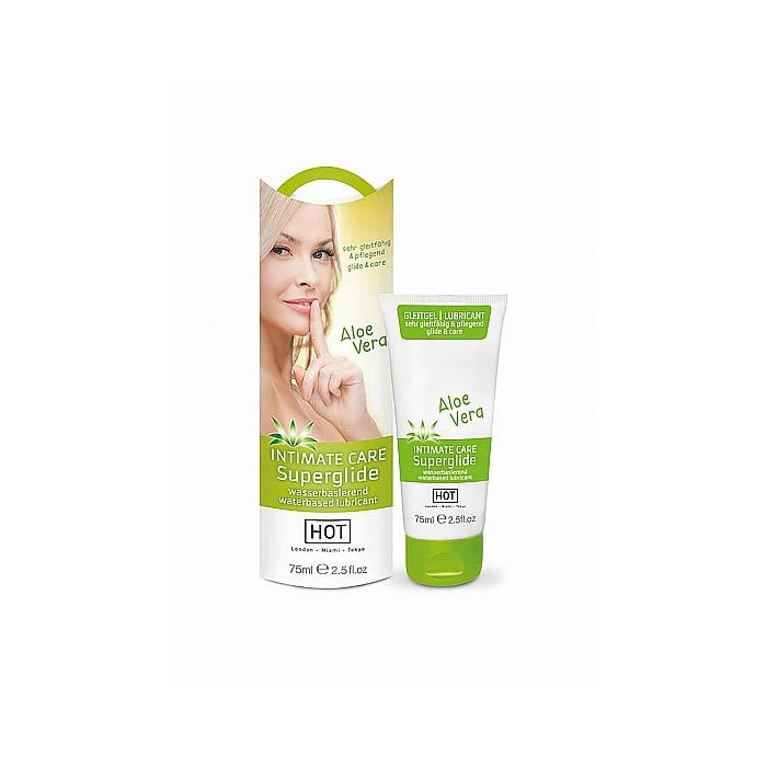HOT INTIMATE CARE Superglide - 75 ml