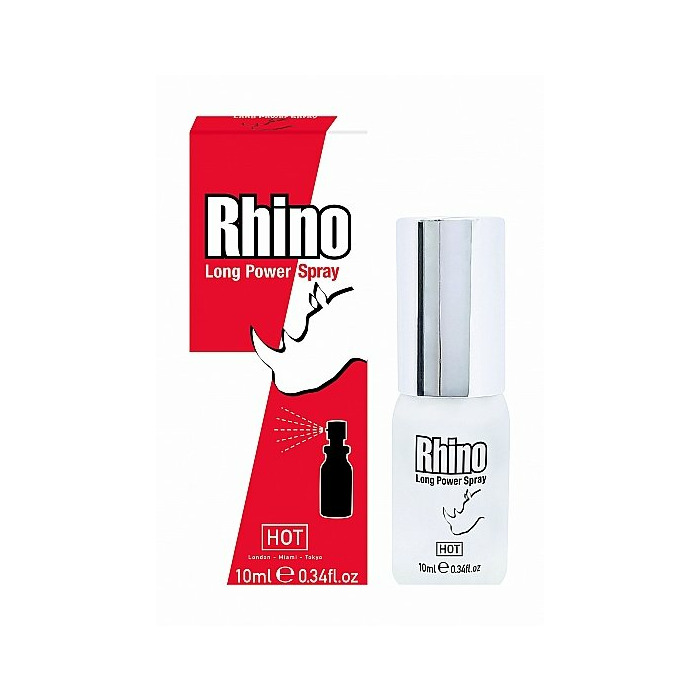 HOT Rhino long power spray - 10 ml