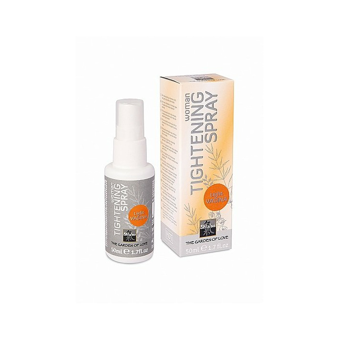 SHIATSU Tightening spray for woman - 50 ml