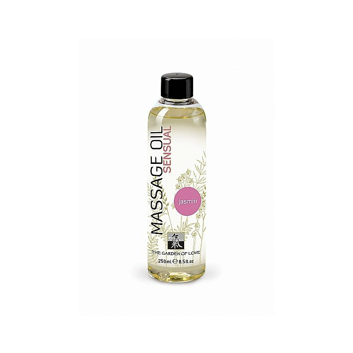 SHIATSU Massage oil extase - jasmin - 250 ml