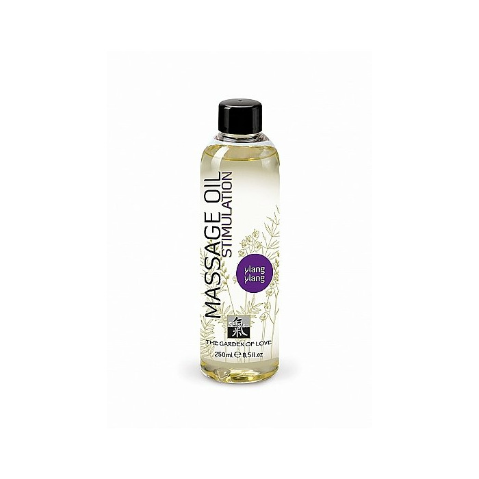 SHIATSU Massage oil extase - ylang ylang - 250 ml