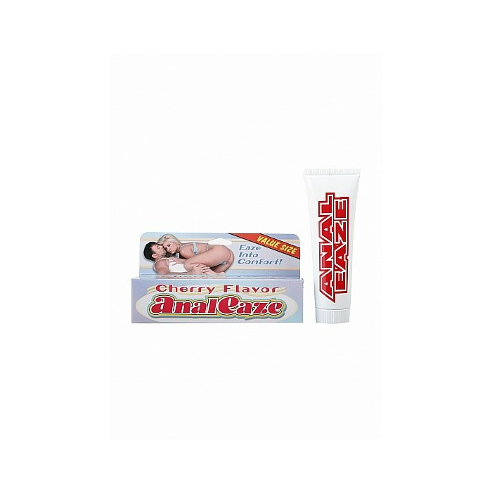 Anal Eaze Cherry Flavor - 1.5 oz.