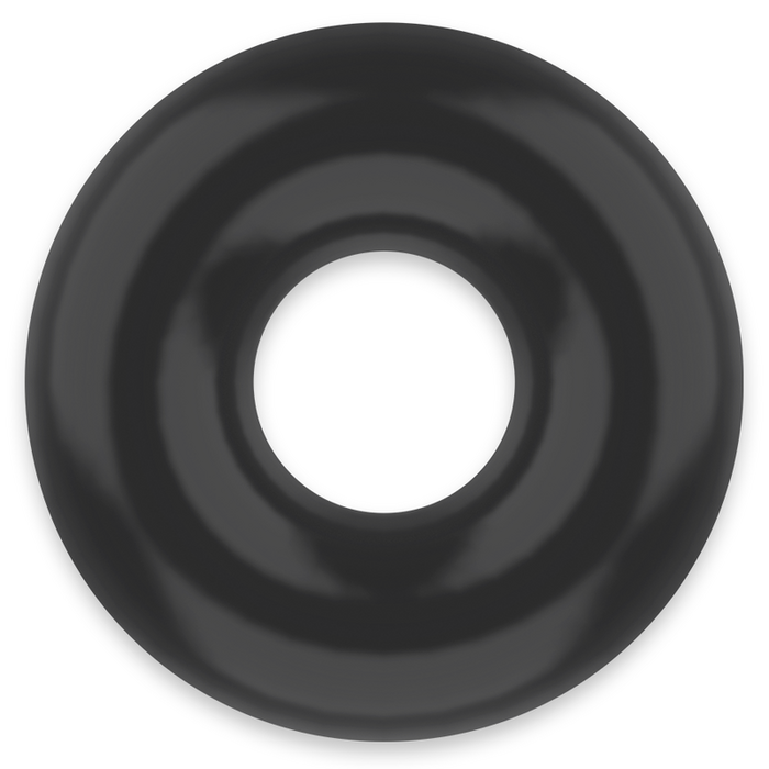 POWERING SUPER FLEXIBLE RESISTANT RING  5CM PR03 BLACK