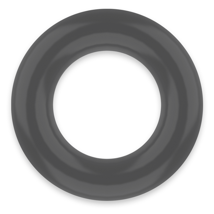 POWERING SUPER FLEXIBLE RESISTANT RING  5.5CM PR06 BLACK