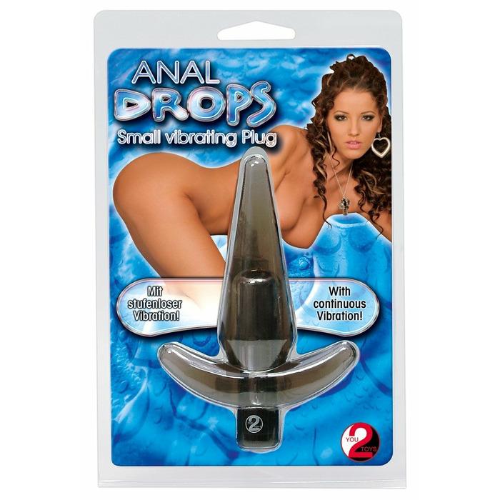Anal Drops small Vibro Plug