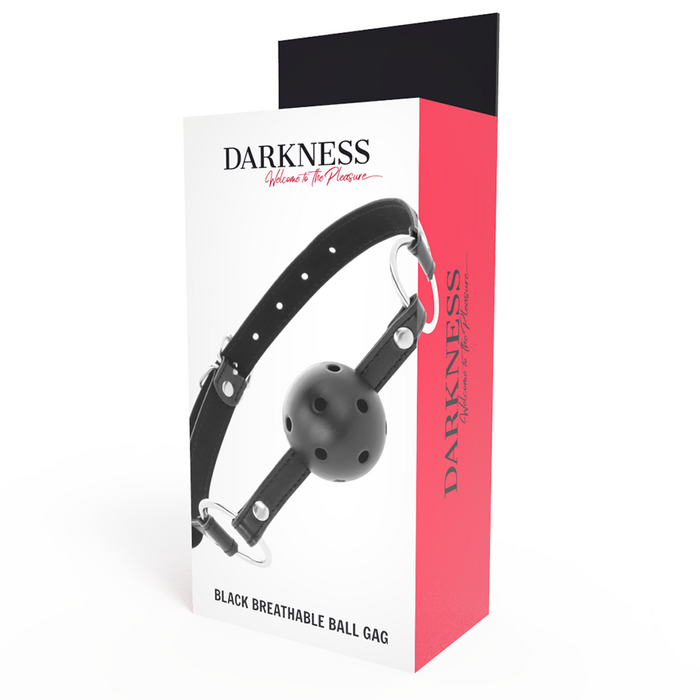 DARKNESS BLACK BREATHABLE CLAMP