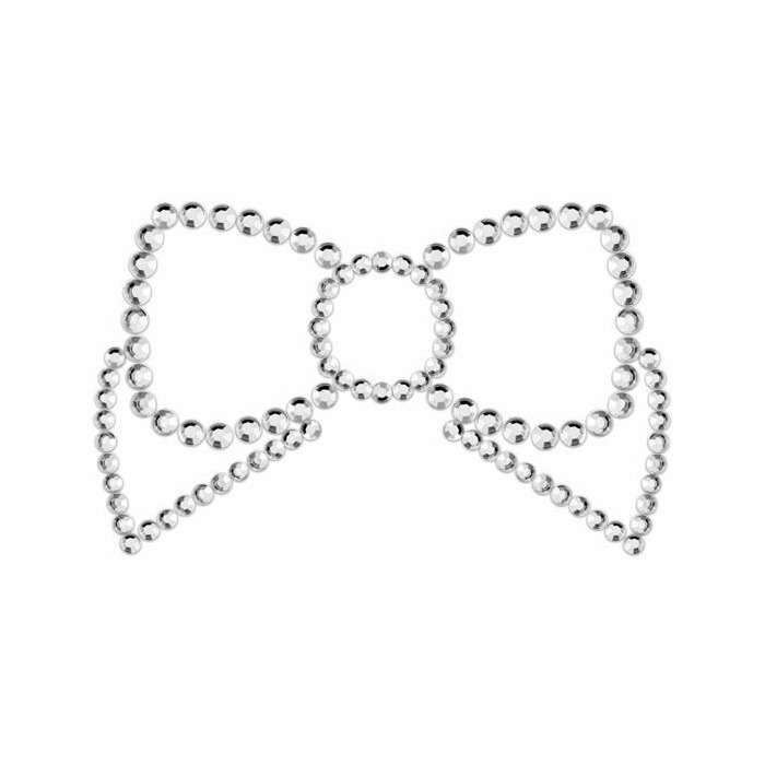 MIMI BOW COVERS SILVER