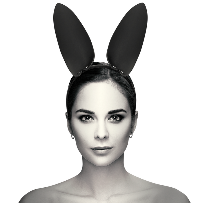 COQUETTE CHIC DESIRE HEADBAND WITH BUNNY EARS