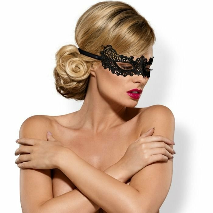 OBSESSIVE MASK A701 BLACK ONE SIZE