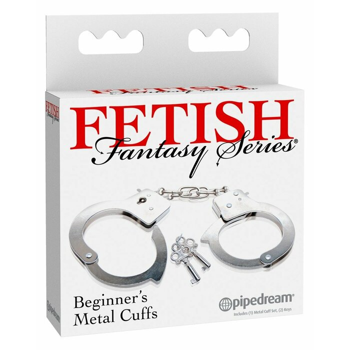 FFS Beginner's Metal Cuffs