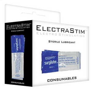 ELECTRASTIM STERILE LUBRICANT SACHETS-PACK