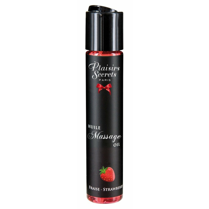 Massage Oil Strawberry 59 ml