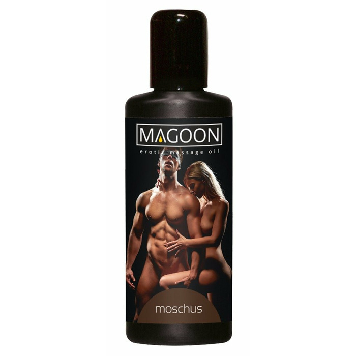 Musk Erotic Massage Oil 50ml