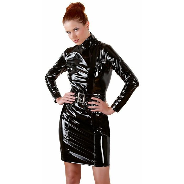 Vinyl Dress Belt M