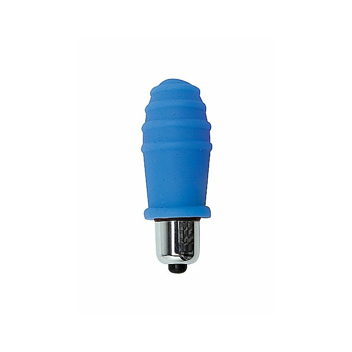 Climax Silicone Vibr. Bullet - Blue Pop