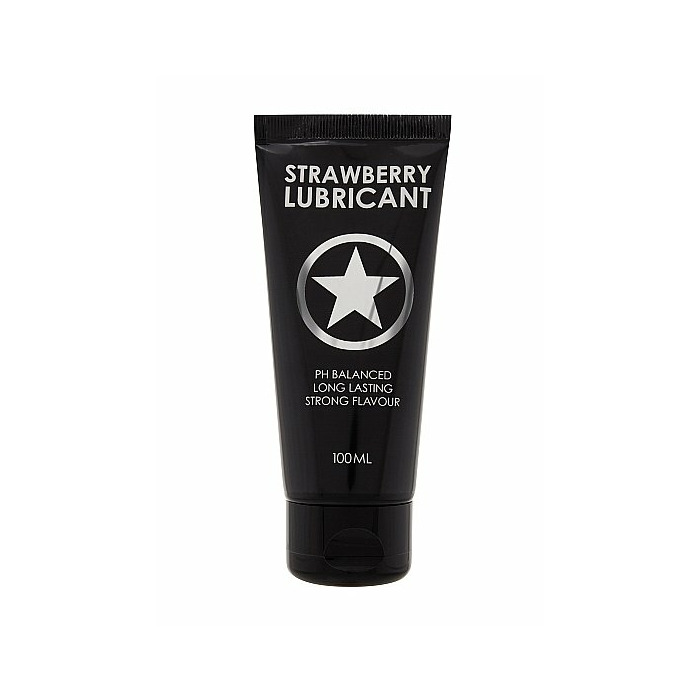 Strawberry Lubricant - 100ml