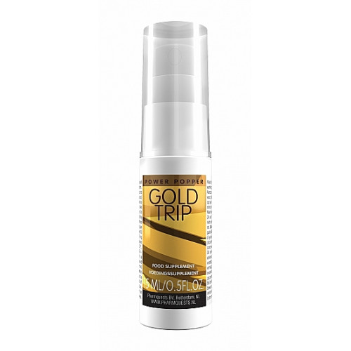 Gold Trip Popper - 15ml